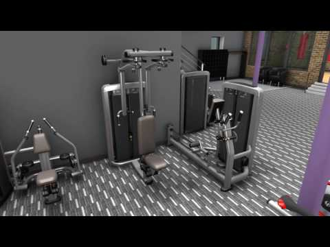 17682 - Anytime Fitness, Dorchester