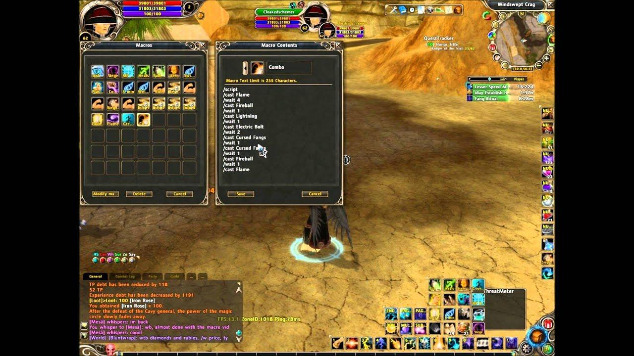 Scout Skills - Runes of Magic Wiki