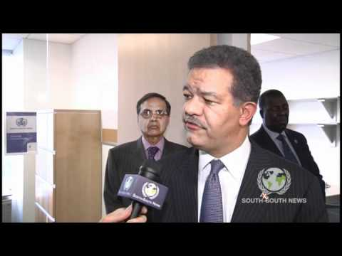 Interview with The President of The Dominic Republic Dr Leonel Fernandez