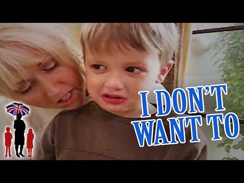 Supernanny   Mom Can't Discipline Sons