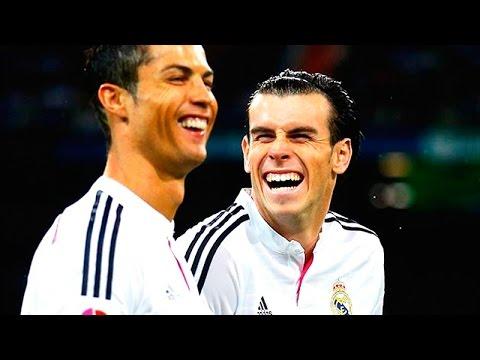 Erfolglose Finten von Weltfussball Stars