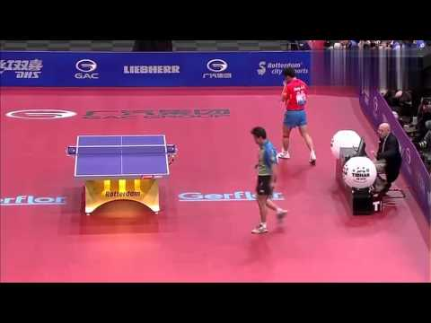 Zhang Jike vs. Wang Hao --- Rotterdam WTTC 2011