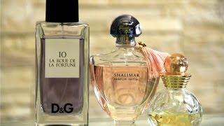 Моя парфюмерия.D&G,GUERLAIN,DIOR.Серия2