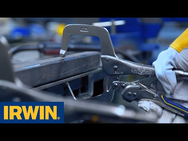 IRWIN® VISE-GRIP® NEW Fast Release Locking Pliers