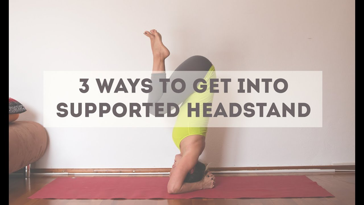 Headstand Video