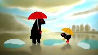 富士メガネ「雨上がりの虹篇(15秒)」TV-CM動画