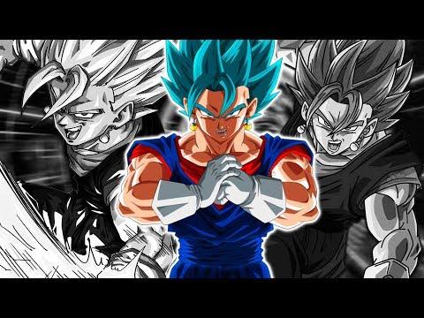 LR VEGITO BLUE vs SUPER BATTLE ROAD!? INSANELY CLOSE MATCH! Dragon Ball Z Dokkan Battle