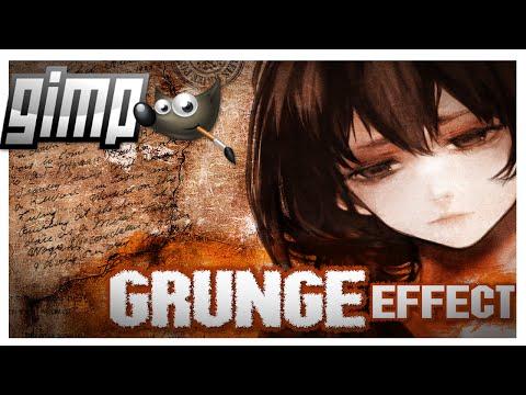 Gimp Grunge Tutorial thumbnail