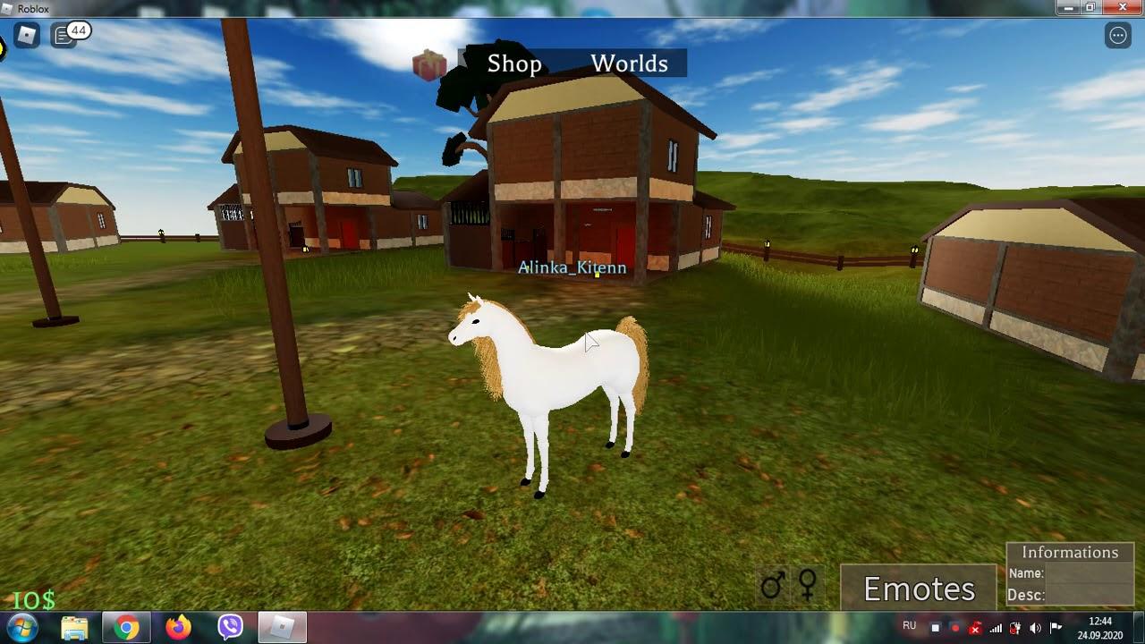 Hippogriff Showcase Roblox Horse World Djdonut003 Igrayu V Horse World Roblox 3 Youtube
