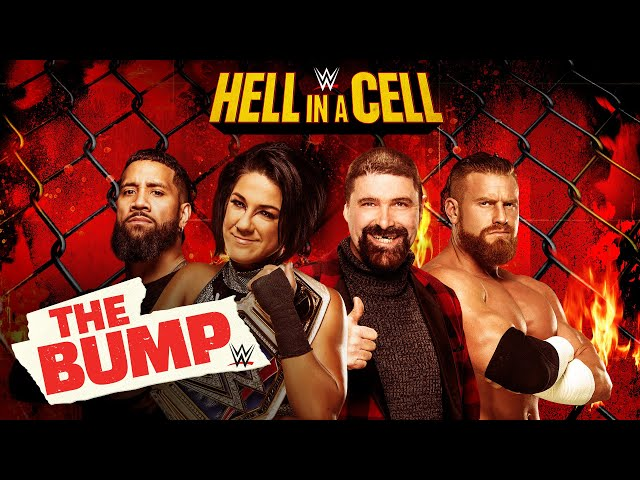 WWE Hell in a Cell 2020 preview special: WWE's The Bump, Oct. 25, 2020