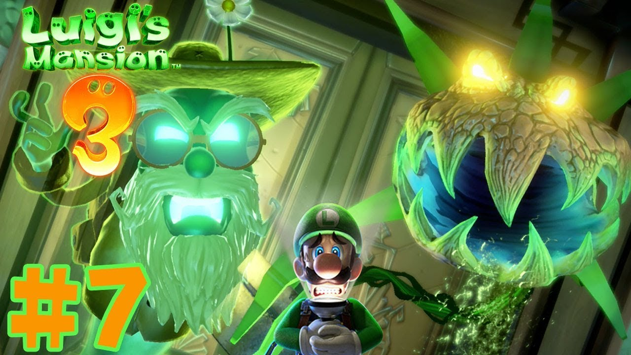 How To Get Green Light Bulb In Luigi S Mansion
