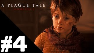 A Plague Tale: Innocence Walkthrough Gameplay Part 4 – PS4 1080p Full HD No Commentary
