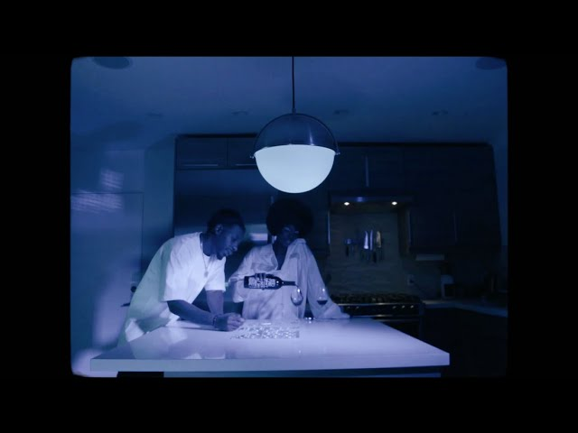 Phabo - Slippery (feat. DESTIN CONRAD) (Official Music Video)