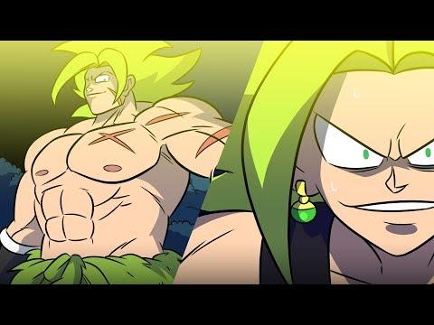 BROLY VS KEFLA, Dragon Ball Super
