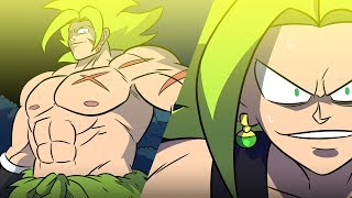 BROLY VS KEFLA, Dragon Ball Super