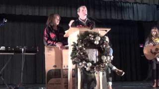 """2013 Dec """"The Branch""""   update on Peru Missionary / LAMA"""