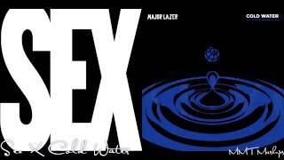 Cold Water X Sex   Justin Bieber, MØ, Cheat Codes, Kriss Kross Amsterdam & Major Lazer Mashup!