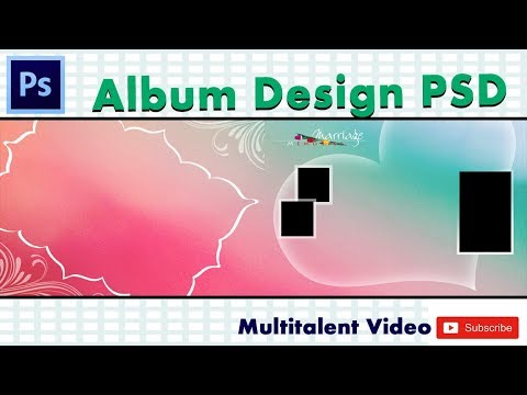 # 02 psd background design in photoshop hindi tutorial multitalent video