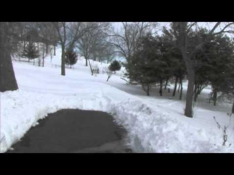 Winter Storm 2011 Claremore OK