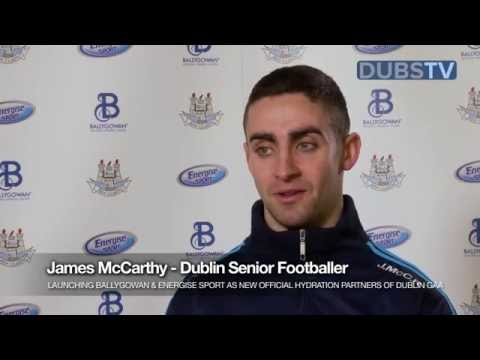 DubsTV - James McCarthy Interview