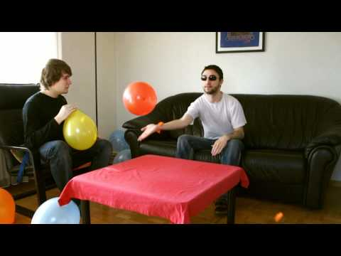 Balloon Pop Party - Reverse Motion