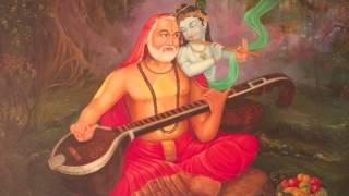 Pujyaya Raghavendraya Sathya Dharma Rathayachaya Bajatham Kalpa Vrukshaya Namatham Kamadehnave