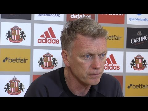 David Moyes Full Pre-Match Press Conference - Sunderland v Manchester United