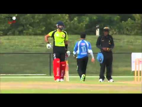2015 USA Cricket National Championships on MAQTV   SouthEast vs North Central 2