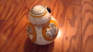 Sphero BB-8 - Controlling BB-8 with Linux Teaser
