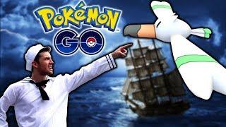 Set Sail for SHINY WINGULL in Pokemon Go!