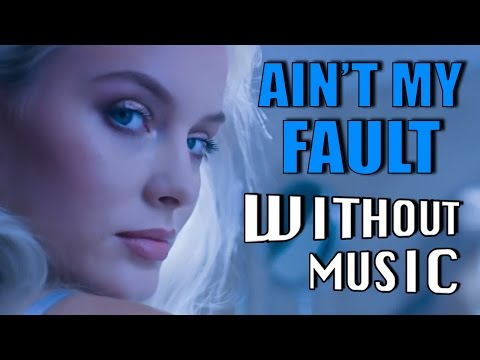 AIN'T MY FAULT - Zara Larsson (House of Halo #WITHOUTMUSIC parody)