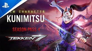 Tekken 7 - Season 4 Announcement   PS4
