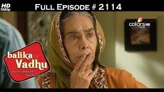 Balika Vadhu - 10th February 2016 - बालिका वधु - Full Episode (HD)