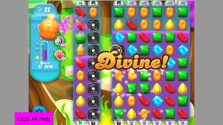 Candy Crush Soda Saga Level 593 NO BOOSTERS