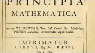 The Mathematical Principles of Natural Philosophy   Wikipedia audio article