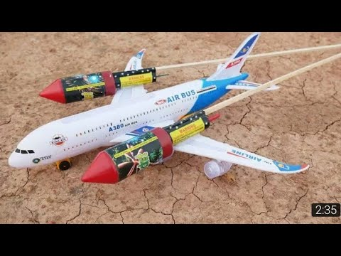 Rocket Vs Airplane Airbus: Boeing A380