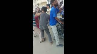 Street fight in kapan