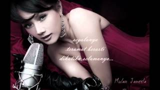 Mulan Jameela-Mencintaimu (Lyrics)