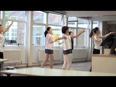 The Next Stage Training [The Magic of Musicals] Summer School 2014 Video Diaries (Part One)