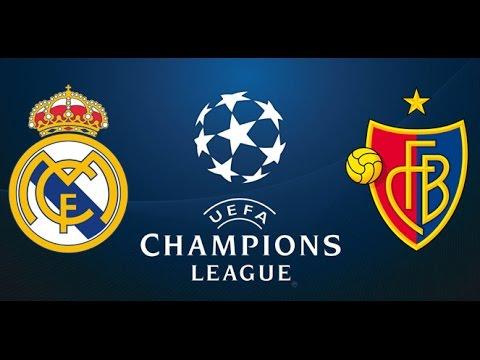 A que hora juega real madrid vs basilea uefa champions for A que hora juega el real madrid