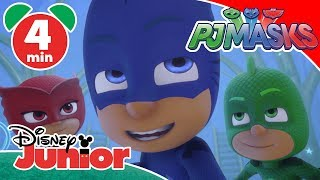 PJ Masks | Catboy's Top 5 Powers 💥 | Disney Junior UK