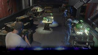[GTA V] Zwaar bewaakt geheim alien lab vernietigen! - Zvm (GTA5 Mods)
