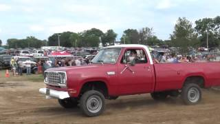 How about the old school dodge fans. This truck is always driven to pulls.