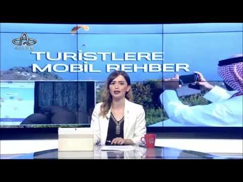 Mobil turist rehberi. Nomapozitif ajans başkanı sami işleker basın açıklaması