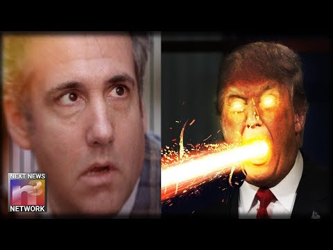 Trump Takes A FLAMETHROWER and TORCHES Michael Cohen In Front of MILLIONS of Americans