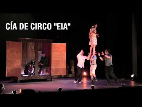 Circada 2014. Programación Oficial. Espactáculos de Sala. Teatro Alameda
