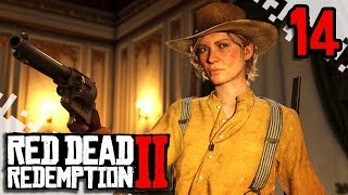 RED DEAD REDEMPTION 2 - EP14 - For The Ladies! (Gameplay Video/Walkthrough)
