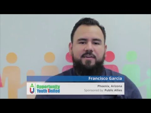 Francisco Garcia Interview