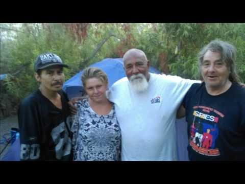Biker Tabernacle and Lake-bottom Outreach - Lake Elsinore, CA