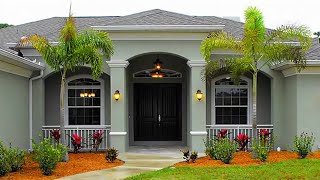 Best Moden Style House Front decorations Ideas